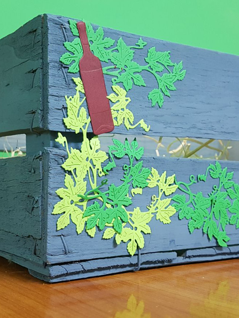 cassette di legno capodarco nardò